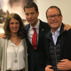 Meeting with Topspeaker JT Foxx in Munich March 22