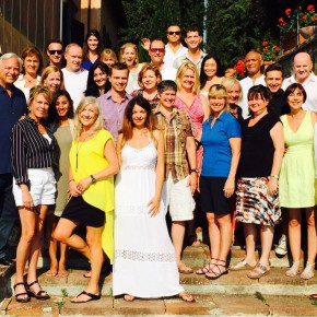 Mastermind Group with Jack Canfield- Retreat Italy July 2015