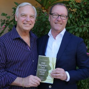 Ulrich Kellerer & Jack Canfield April 2016